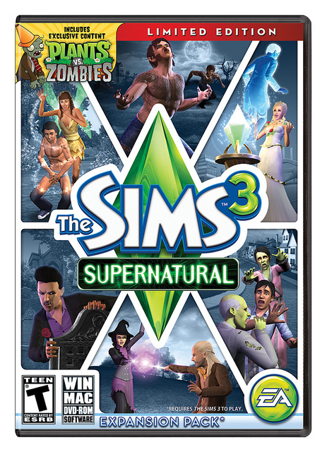 espansione the sims magie